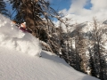 A Geat Day  - Powder Skiing in the Teton Backcountry Photo: Exum Collection
