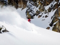 More Great Powder in the Tetons! Photo: David Bowers