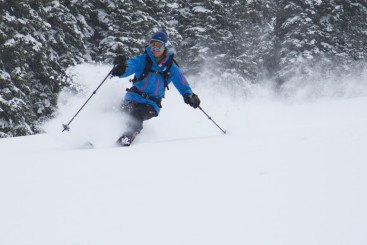 Backcountry Skiing & Ski Mountaineering