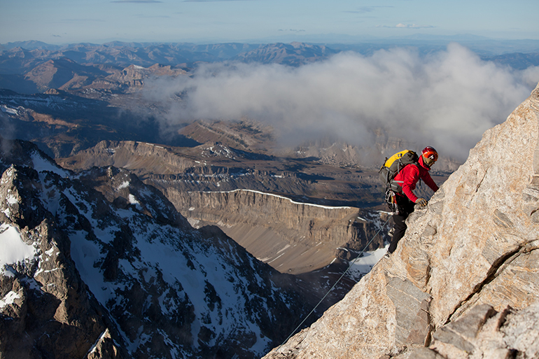 The Grand Teton – Private Climb