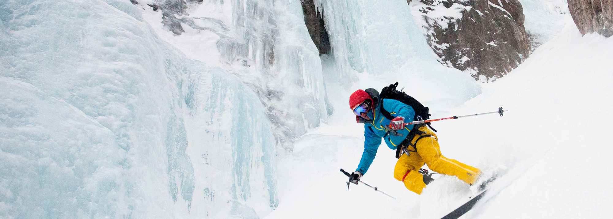 The Apocalypse Couloir – Photo: David Stubbs