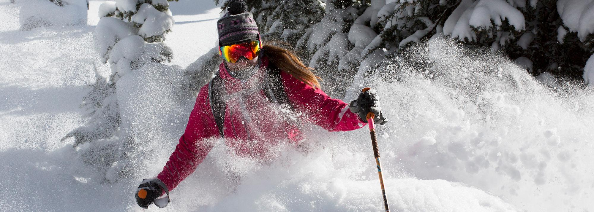 Teton Backcountry Skiing – Photo: David Stubbs