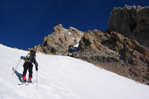 Winter Alpine Skills Instruction