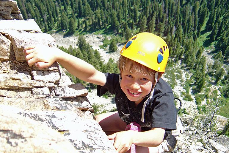 Family Climbing