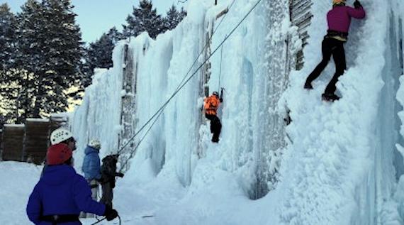Exum Ice Park