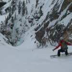 Snowboard Mountaineering Clinic