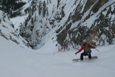 3 and 4 Day Backcountry Snowboard Clinics