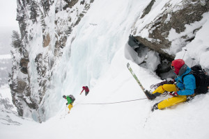 Advanced Ski Mountaineering Clinic