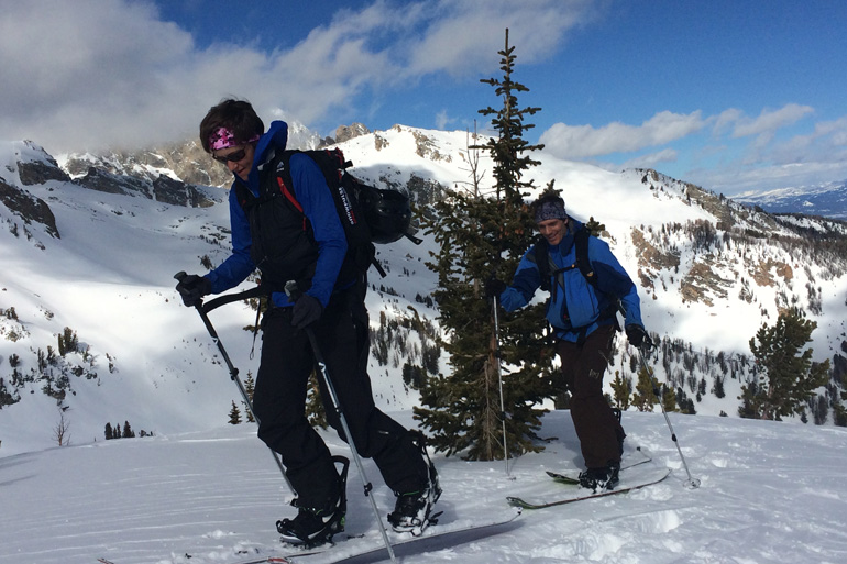 Splitboarding Essentials and Women's Only Intro Clinic