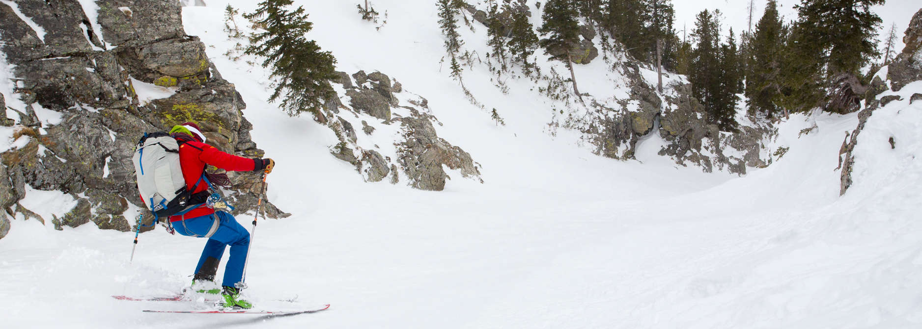 Teton Backcountry Skiing – Photo: David Subbs