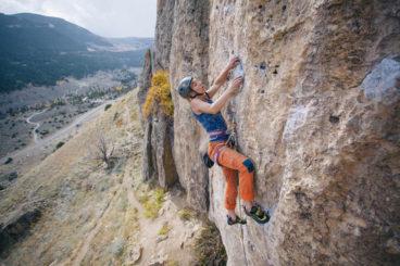 Sport Climbing Seminar