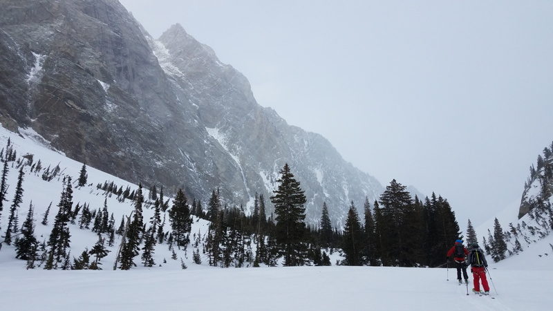 Backcountry Skiing Immersion Clinic