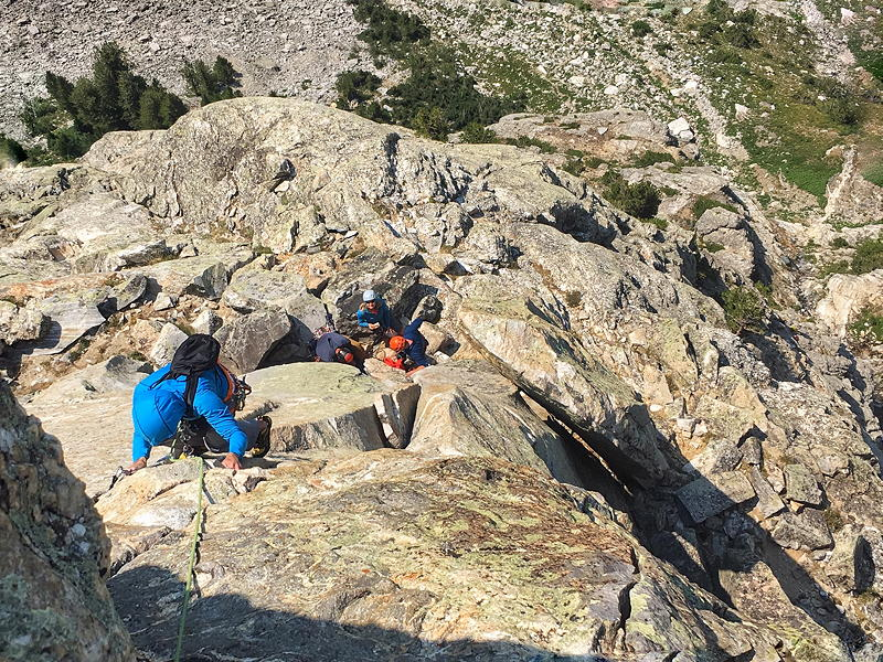 Easy Day Climbs
