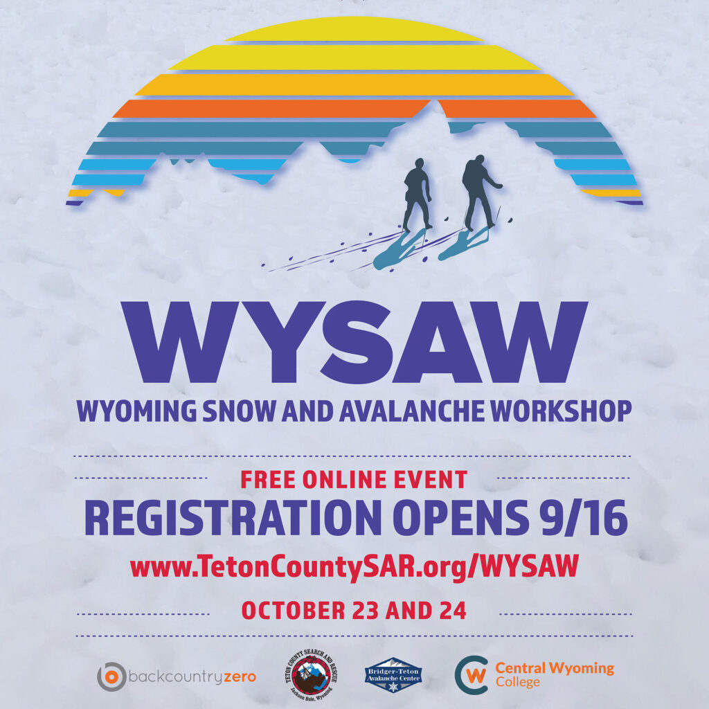 2020 Wyoming Snow and Avalanche Workshop