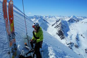 Custom Avalanche Course