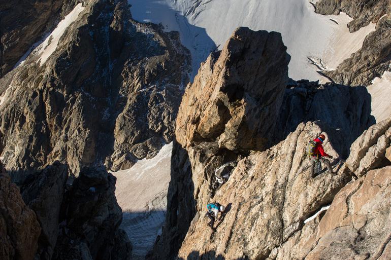 Grand Teton – One Day Private Climb