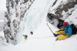 Advanced Ski Mountaineering Clinic