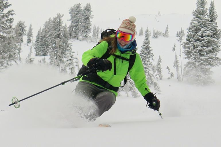 Women's Only Backcountry Ski Week