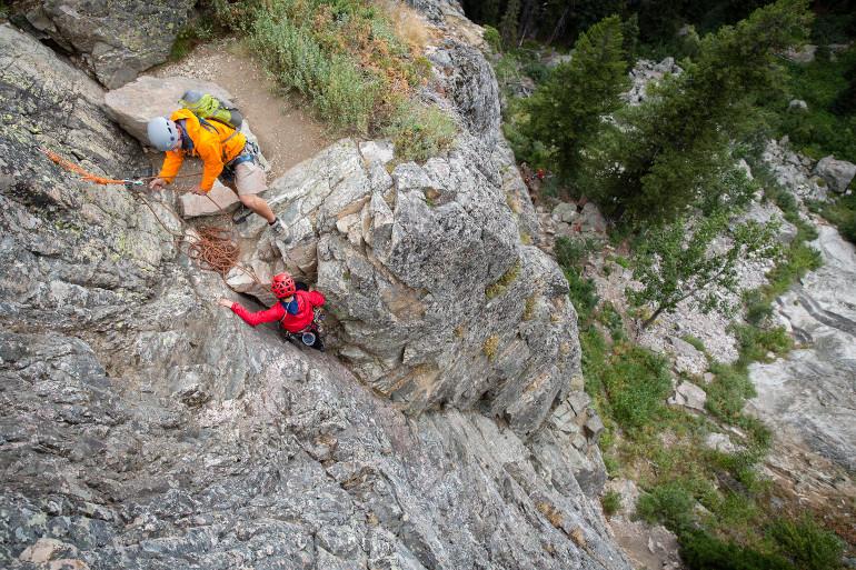 Custom Climbing Day